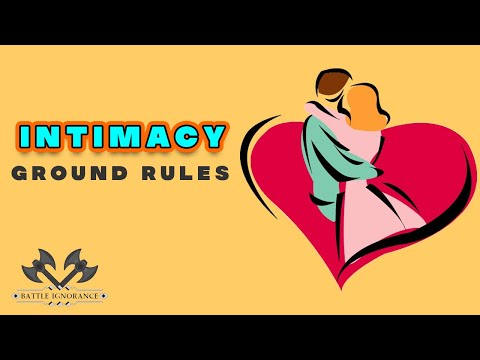 Sexual Intimacy In Marriage: Do's & Don'ts  - Navaid Aziz - Animated