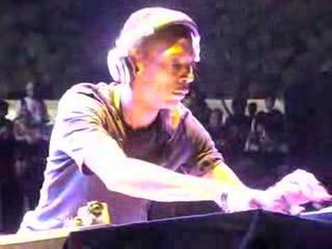 Jeff Mills - Detroit Electronic Music Festival 2007 Music Videos