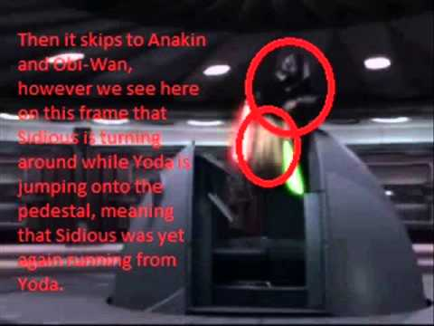 Yoda vs Sidious Explanation--Why Yoda is stronger