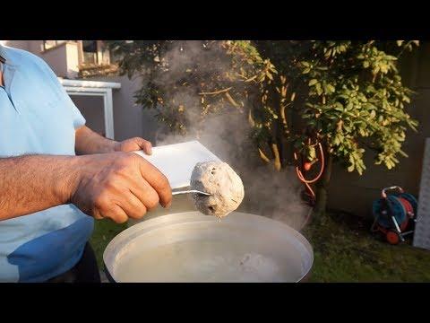 Гаварская кюфта с пловом из полбы ( ачаров плав) Рецепт от Жоржа
