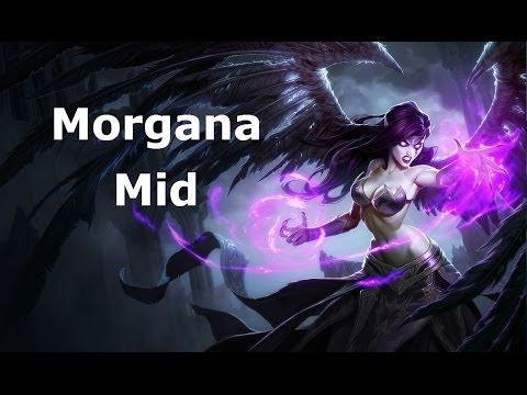 Escape from ELO Hell - Morgana Mid Vs. Leblanc