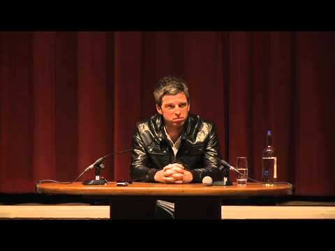 Noel Gallagher - Press Conference 6th July 2011