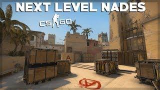 Next Level Nades on Mirage - CS:GO Tutorial