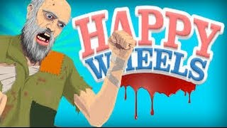 Happy Wheels: Roller Coaster !