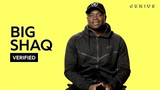 "Big Shaq ""Man Don't Dance"" Official Lyrics & Meaning 
