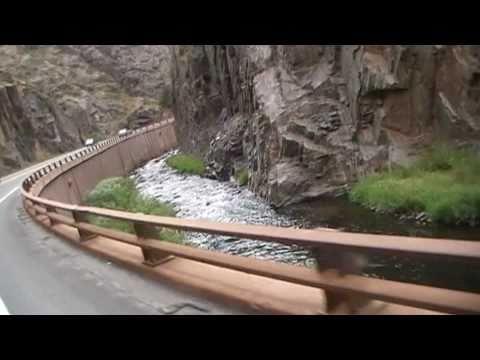 KAWASAKI GTR 1400  COLORADO 2010 PART 1 - Wyprawa motocyklowa w gory Colorado