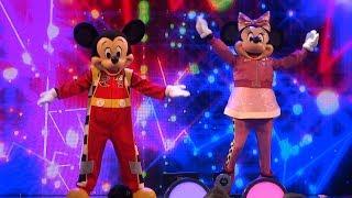 NEW Disney Junior Dance Party FULL SHOW at Disneyland