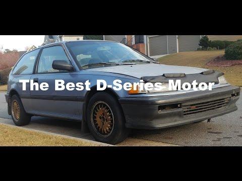 The Best D-Series Motor