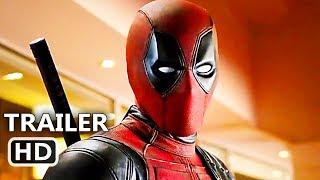 "DEADPOOL 2 ""Beating Avengers Infinity War"" Trailer (NEW 2018) Superhero Movie HD"