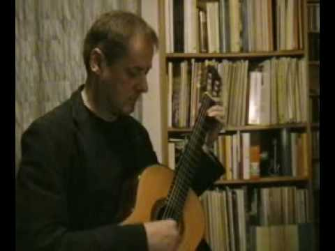 Pirates of the Caribbean on classical guitar