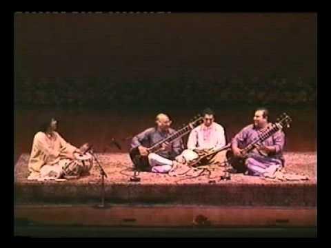 U Vilayat & Shujaat Khan At Carnegie Hall 1st Half