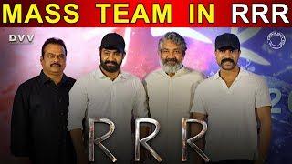 Mass Team in RRR