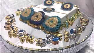 Evil Eye (Nazar Boncuk) Jewellery at Kekilli Jewellery