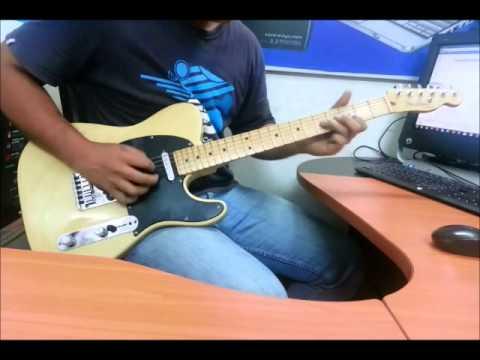 Solo de Guitarra #41 - Sin documentos (Los Rodriguez)