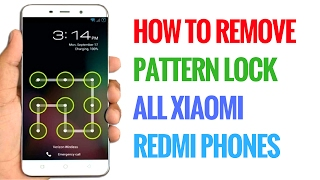 How to Remove Pattern Lock in All Xiaomi Redmi Phones | Xiaomi Hard Reset | 2017