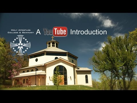 Introducing Holy Apostles College & Seminary video