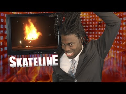 SKATELINE - Evan Smith, GX1000, T Funk, Jose Rojo Retires, P Spliff & More
