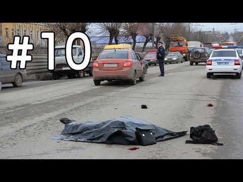 Po Plyta! #10 Partrenkė pėstįjį - Eismo įvykiai ir avarijos - Car Crash Compilation 2015