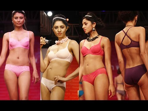 HOT HOT Models on Ramp at Triumph fashion show