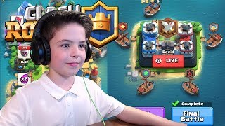 CLAN WARS FINAL BATTLE - Clash Royale