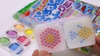 Puchi Puchi Art Gummy Diy Candy ~ ぷちぷちアートグミ 知育菓子