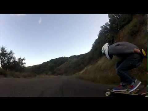 SantaGnarbara Longboarding: DeepSpace