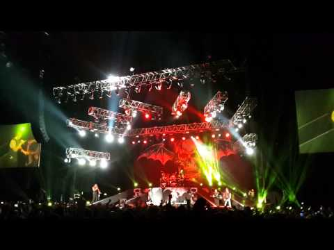 Avenged Sevenfold - This Means War (live In Argentina 2014) video