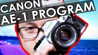 BEST 35mm ALL-ROUNDER?! | Canon AE-1 Program Review