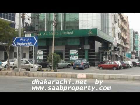 SHAHBAZ COMMERCIAL AREA AT at hafiz phase 6 dha karachi PAKISTAN REALESTATE SAABPROPERTY