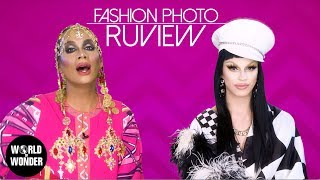 FASHION PHOTO RUVIEW: Drag Race Season 11 Episode 10 with Raja and Aquaria!
