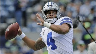 Dallas Cowboys evaluation of  Dak Prescott performance | NFL | SPEAK FOR YOURSELF  | Law's Review