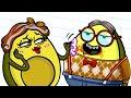 Cosas molestas que hacen las mamás - Dibujos animados