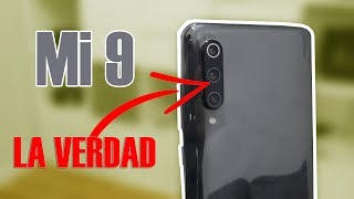 Xiaomi Mi 9: LO QUE NO TE CUENTAN de las cámaras