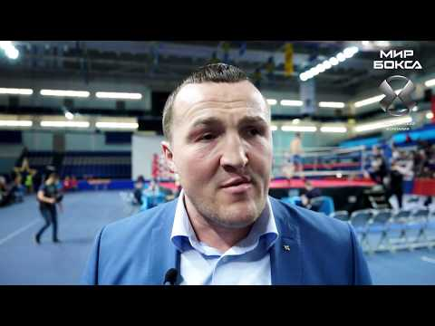 """Чемпион мира """"в отпуске"""" WBA Денис Лебедев     Мир бокса"""