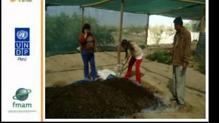 Forestación e Implementación de Huertas Familiares en el Centro Poblado San Antonio