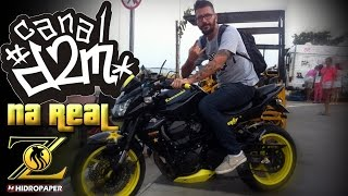 ☠ CANAL D2M - NA REAL com Z7galo™