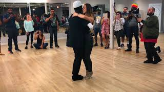 Amadou & Alys - KIZOMBA FLOW ACADEMY at the Afro-Summer Love Fest 2018