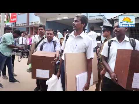 Security tight in Jaffna for election
