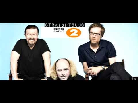 Ricky Gervais - Radio 2 - Show 1
