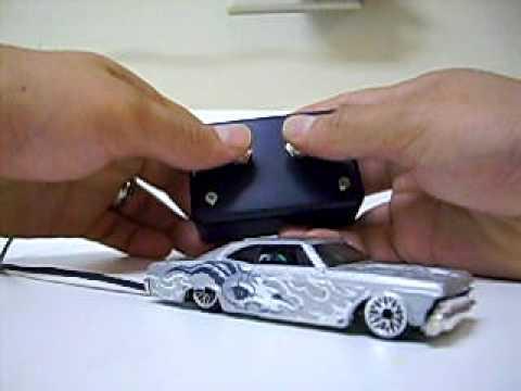 Silver 65 Impala Hot Wheels Lowrider Hopper Youtube