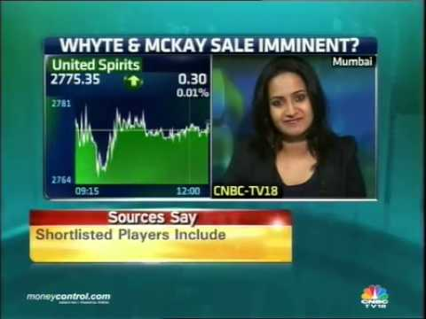 United Spirits to close bids for Whyte & Mackay this week