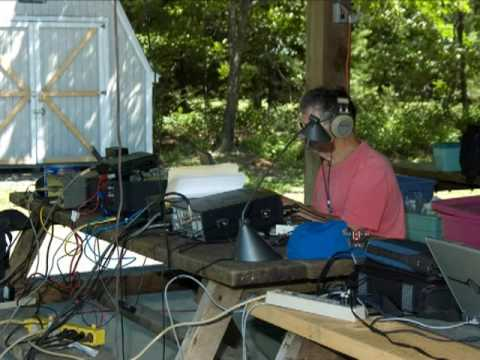 Overlook Mountain Amateur Radio Club 2007 Field Day