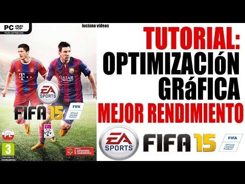 FIFA 15 PC - Optimización Rendimiento