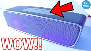 Best 2.1 Bluetooth Speaker | SoundLogic Thump