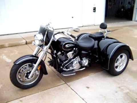 For sale yamaha star 2008 roadstar 1700 champion for Motor trikes for sale uk