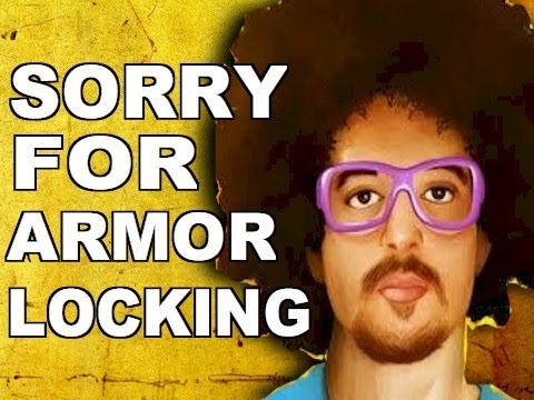 Sorry For Armor Locking - LMFAO Parody