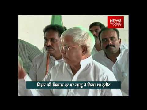 Know Why Paswan Liking Lalu Prasad Yadav's Tweet Has Turned Into A Controversy