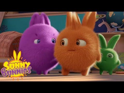 Cartoons For Children | SUNNY BUNNIES - THE UNFORTUNATE MAGICIAN | New Episode | Season 3 | Cartoon