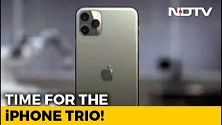The iPhone 11 Pro, iPhone 11 Pro Max Are Here
