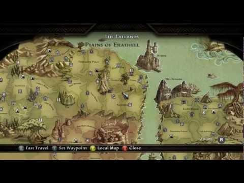 Kingdoms of Amalur: Unique Longsword - Hellbane Location